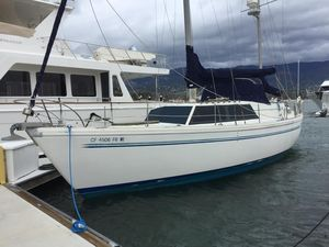 Used Columbia Cruiser Sailboat For Sale