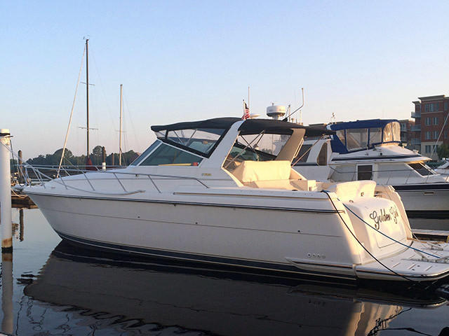 Used Tiara 40 Express Cruiser Boat For Sale