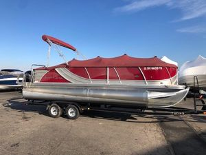 Used South Bay 523CR523CR Pontoon Boat For Sale