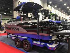 New Supra SRSR Ski and Wakeboard Boat For Sale