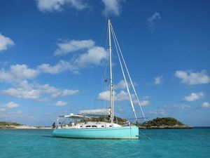 Used Shannon Shoalsailer 35 Cruiser Sailboat For Sale