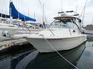 Used Scout 245 Abaco Cuddy Cabin Boat For Sale