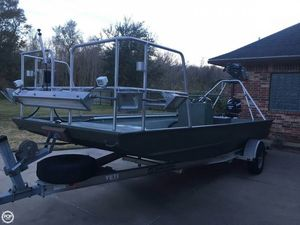 Used Alweld 1860 Flats Fishing Boat For Sale