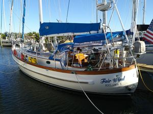 Used Lord Nelson 41 Cutter Cruiser Sailboat For Sale