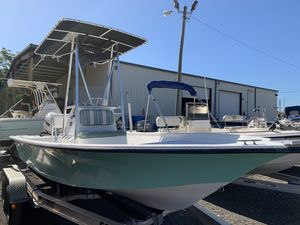 Used Blue Wave 200200 Bay Boat For Sale
