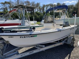 Used Key West Boats, Inc. 17201720 Freshwater Fishing Boat For Sale