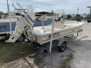 Used Carolina Skiff JV Series JV15CCJV Series JV15CC Freshwater Fishing Boat For Sale
