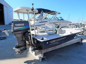 Used Hewes Bonefisher Saltwater Fishing Boat For Sale