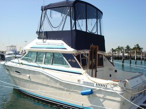 Used Sea Ray 30 Sedan Bridge Convertible Fishing Boat For Sale