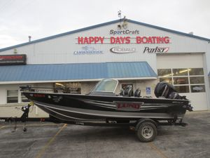 Used Lund Freshwater Fishing Boat For Sale