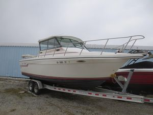 Used Baha Cruisers 278278 Sports Fishing Boat For Sale