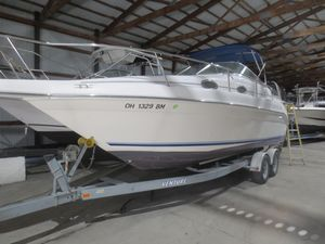 Used Sea Ray 250250 Cuddy Cabin Boat For Sale