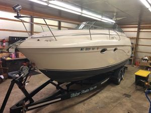 Used Rinker 270fiestavee Express Cruiser Boat For Sale