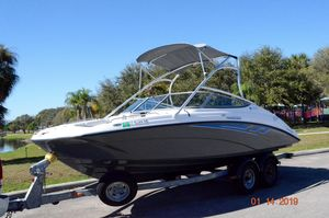 Used Yamaha Boats AR210AR210 Jet Boat For Sale
