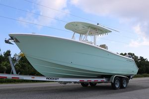 Used Cobia 277cc277cc Center Console Fishing Boat For Sale