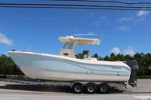 Used World Cat 295CC295CC Center Console Fishing Boat For Sale