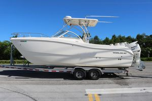 Used World Cat 255 DC255 DC Other Boat For Sale