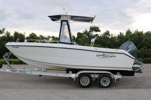 Used Pro Sports 20 CC20 CC Center Console Fishing Boat For Sale