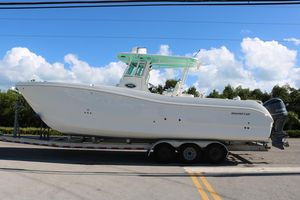 Used World Cat 32 CC32 CC Center Console Fishing Boat For Sale