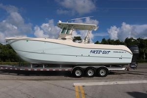 Used World Cat 320CC320CC Center Console Fishing Boat For Sale