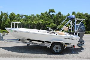 Used Competition 1515 Center Console Fishing Boat For Sale