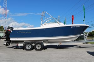 Used Pro-Line 2323 Center Console Fishing Boat For Sale