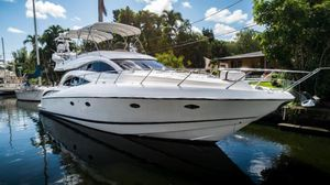 Used Sunseeker Manhattan 56 Motor Yacht For Sale