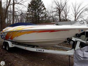 Used Campion 26 Chase Series 800 High Performance Boat For Sale