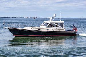 Used Hinckley Little Harbor WhisperJet Downeast Fishing Boat For Sale