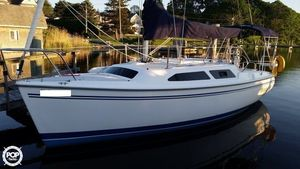 Used Catalina 250 Wing Keel Sloop Sailboat For Sale