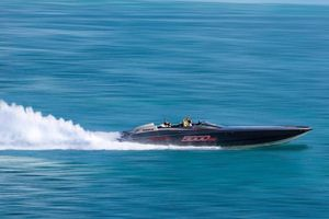 Used Nor-Tech Supercat 5000 High Performance Boat For Sale