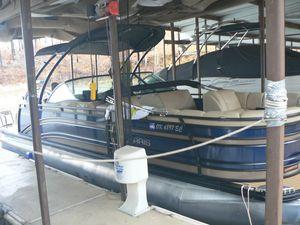 Used Harris Flotebote Solstice 250Solstice 250 Pontoon Boat For Sale