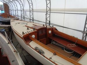 Used Nevins Victory Daysailer Sailboat For Sale