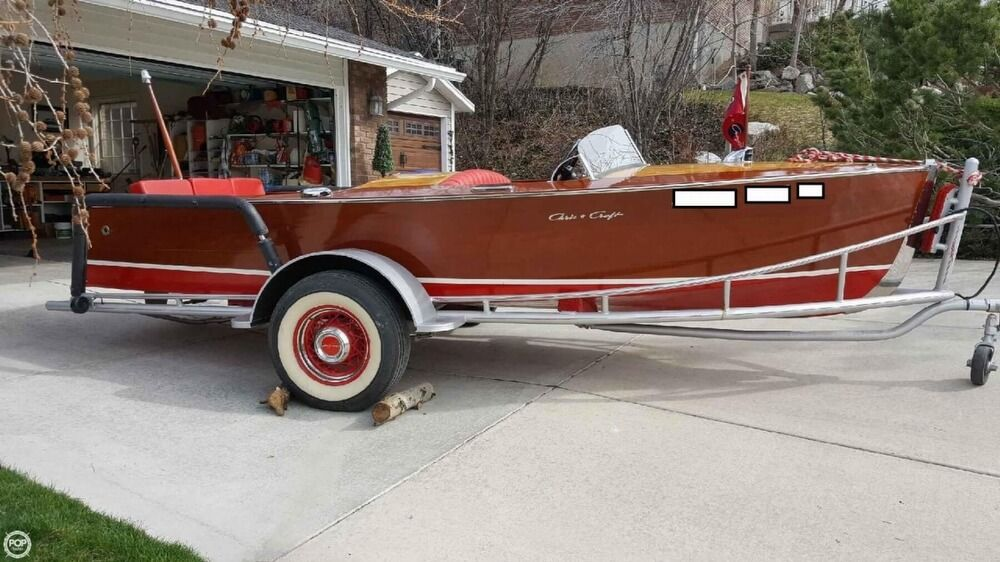 1948 Used Chris-Craft 18 Runabout Antique and Classic Boat For Sale