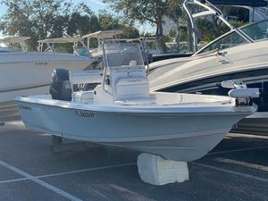 Used Tidewater 1800 Bay Max Center Console Fishing Boat For Sale