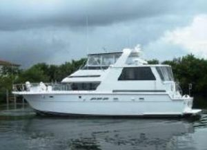 Used Hatteras 3 Stateroom Motor Yacht For Sale