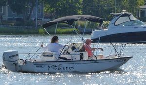 Used Boston Whaler 17 Montauk Other Boat For Sale