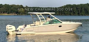 New Chaparral 300 OSX Bowrider Boat For Sale