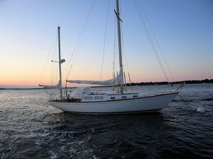 Used Allied Seabreeze Yawl Sailboat For Sale