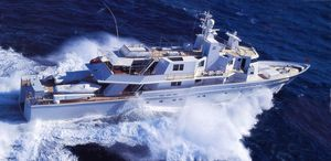 Used Lurssen Motor Yacht For Sale