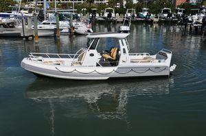 New Life Proof 23 Diesel Tender Boat For Sale