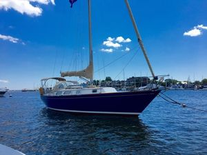 Used Bristol 35 Cruiser Sailboat For Sale