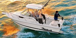 Used Wellcraft 22 Walkaround Center Console Fishing Boat For Sale
