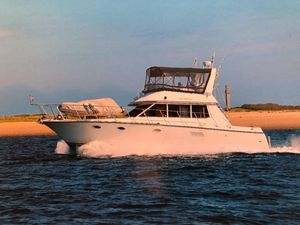 Used Sea Ranger 42 Convertible Motor Yacht For Sale