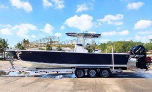 Used Seacraft 32 CC W/ Trailer Cargo Ship Boat For Sale