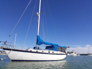 Used Endeavour A Plan Cruiser Sailboat For Sale