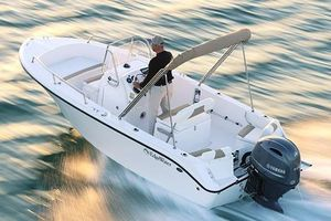 New Edgewater 170cc Center Console Fishing Boat For Sale