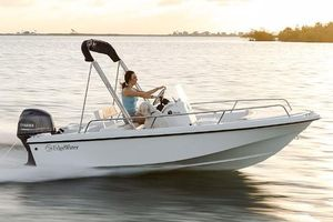 New Edgewater 158cs Center Console Fishing Boat For Sale