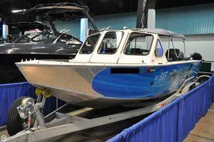 Used Falcon 25 Falcon Aluminum Fishing Boat For Sale