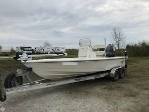 Used Pathfinder 2200TRS Flats Fishing Boat For Sale